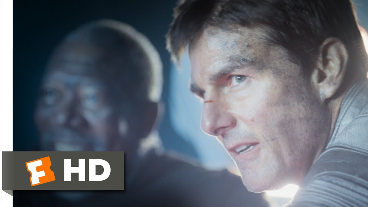 oblivion (10/10) movie clip - how can a man die better? (2013) hd