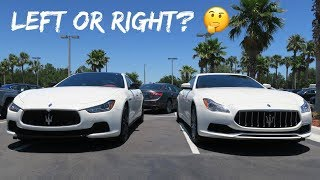 Maserati Ghibli vs Quattroporte Which Ermenegildo Zegna Is Better?