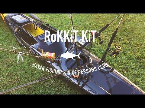 Offshore Kayak Fishing Setup - My Ultimate Stealth Fishing Kayak
