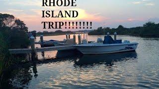 RHODE ISLAND TRIP | Vlog