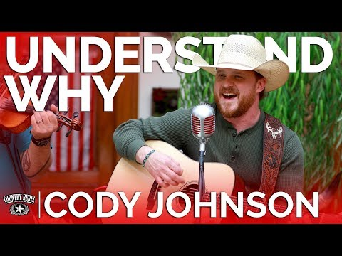Cody Johnson - Understand Why (Acoustic) // Country Rebel HQ Session