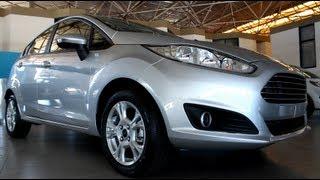 Review Lançamento Ford Fiesta 1.6 Powershift 2014(Mais um lançamento presente no Canal Top Speed. Vejam as mudanças que houveram no New Fiesta 2014. Acompanhe! Instagram: @canaltopspeed ..., 2013-05-13T01:48:58.000Z)