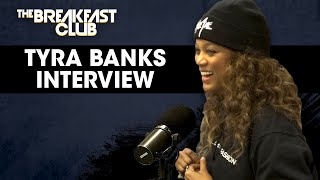 Tyra Banks Talks ModelLand, Being Rejected Early On, Kobe Bryant, Naomi Campbell + More