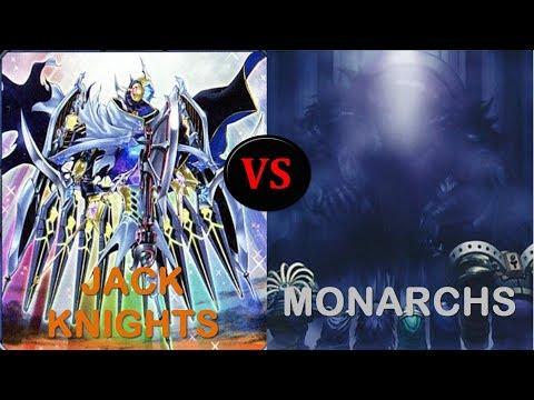 YuGiOh Duels - Jack Knights vs Domain Monarchs