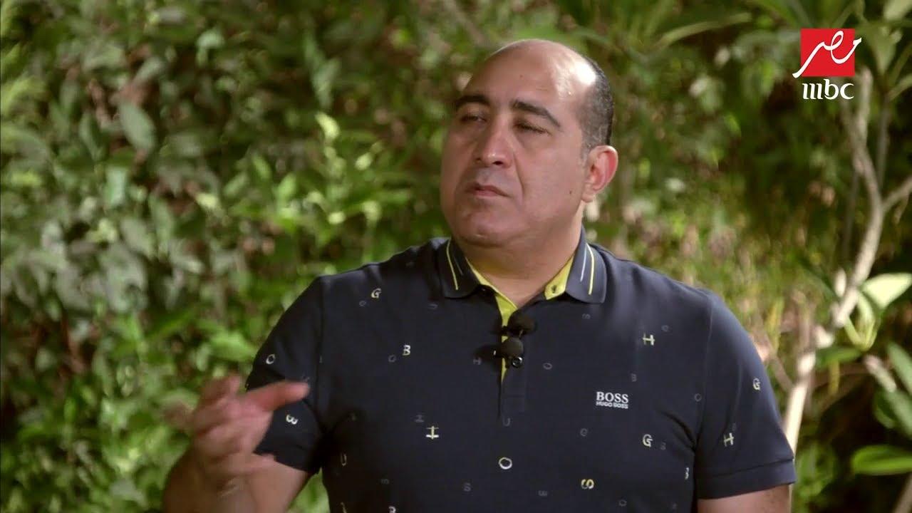 مروان محسن : في الأول كنت بسمع للنقد لكن الآن أغلقت أذني
