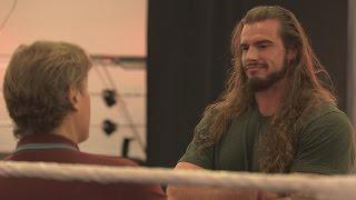 WWE Network: Josh Bredl struggles to find his footing: WWE Breaking Ground, November 9, 2015