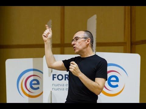 """Alfonso Alcántara, """"No busques empleo, haz que te encuentre"""" en #foroe"""
