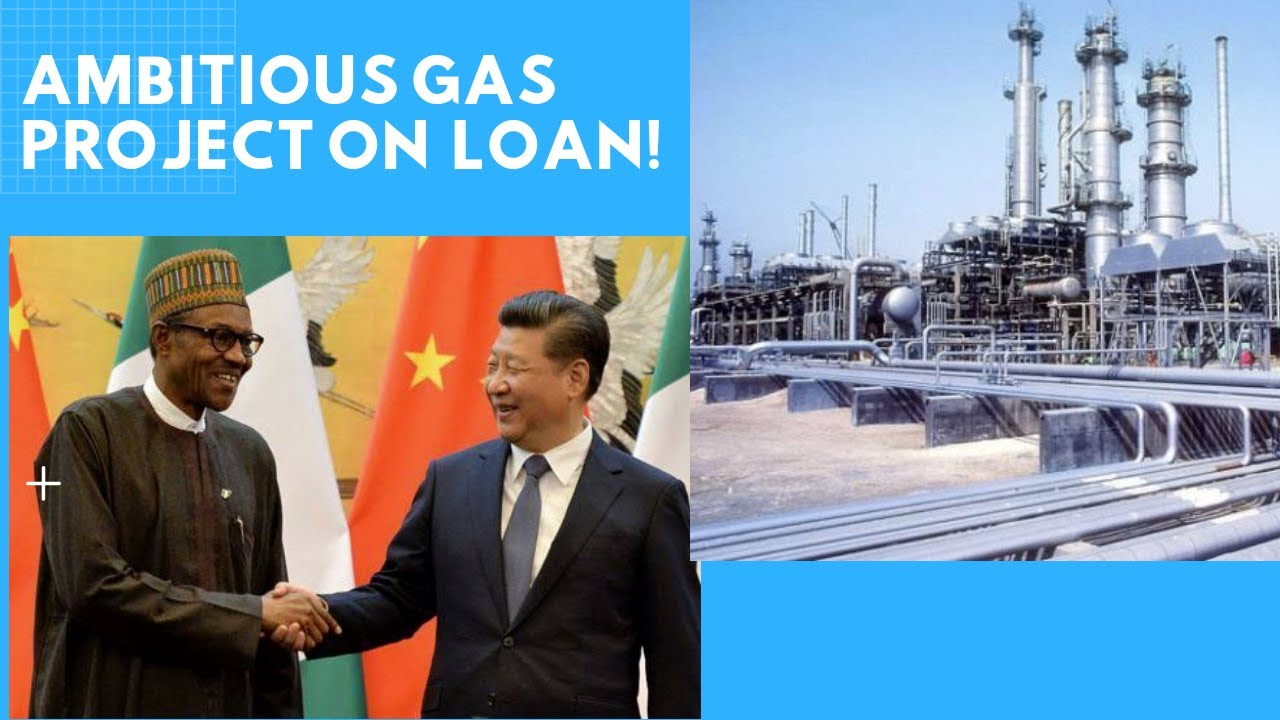 OMG! NIGERIA AWARDS BILLION DOLLAR GAS PROJECT TO CHINESE COMPANIES ON LOAN🤦