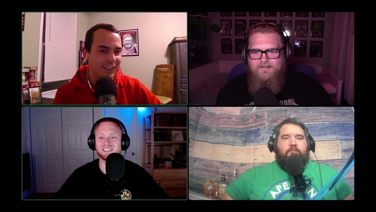 Ep. 34 - Reviewing Beers with the Hosts of 'Beers and Beards'
