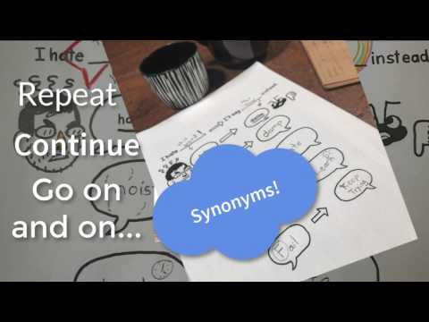 Let's Make Synonyms