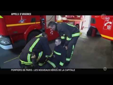 APPELS D'URGENCE - Pompiers de Paris : les nouveaux héros de la capitale (BSPP)
