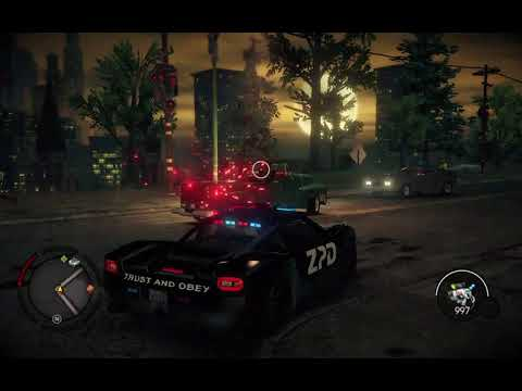 Saints Row IV Gameplay   Game of the century edition  Dell Vostro  
