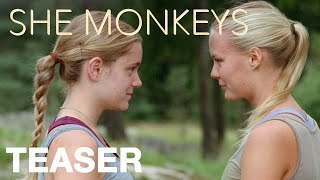 SHE MONKEYS - Teaser - Peccadillo (Apflickorna)
