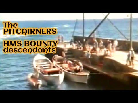 """THE PITCAIRNERS"" - HMS BOUNTY's mutineer descendants"