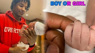 this moment changed my life FOREVER | WELCOME BABY DRAINEO (emotional) ..