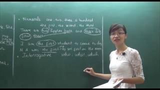 Học Tiếng Anh Cô Mai Phương - Đại Từ tiết 1.mp4