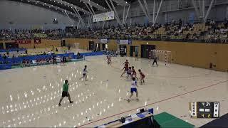 2018IH 女子ハンドボール 2回戦 昭和学院(千葉県) 対 不来方(岩手県)