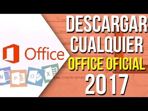 ¡¡Descargar Cualquier Office!! 2016 [Oficial/Original] [Gratis] [Sin programas / 1 link] 2017
