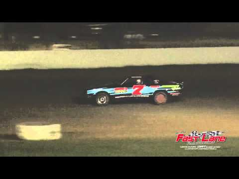 Brownstown Speedway : 09-27-2014 : Pure Stock Feature