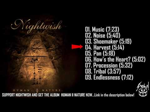NIGHTWISH - Human. :II: Nature. (FULL ALBUM 2020)