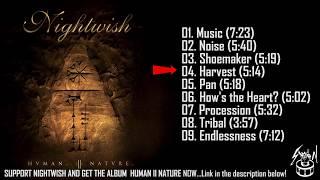 Nightwish - Human. :ii: Nature.  Full Album 2020
