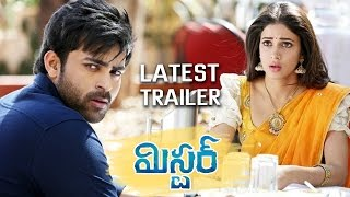 Mister Movie Latest Trailer  - Varun Tej, Lavanya Tripathi - SahithiMedia