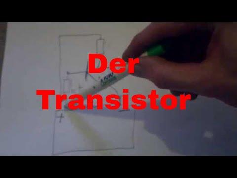 elektronik tutorial 08 2 bipolare transistoren k. Black Bedroom Furniture Sets. Home Design Ideas