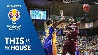 Venezuela v Virgin Islands - Full Game - FIBA Basketball World Cup 2019 - Americas Qualifiers