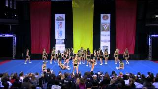 University of Regina Cheerleading - PCA UONCC 2009 - Run 1 - All-Girl