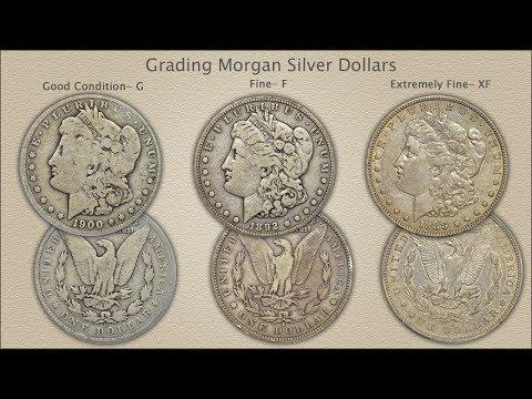 Grading Morgan Silver Dollars