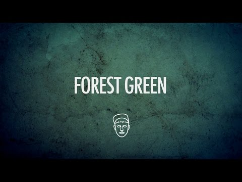 Mike G - Forest Green | LK Graphics (Lyric Video)