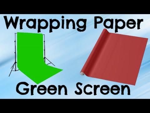 how to make a homemade green screen