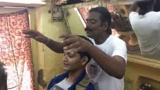 World's Greatest Head Massage- Baba The Cosmic Barber Episode-1  4K