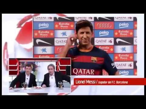 Bar Manolos: Entrevista a Leo Messi - Crackòvia