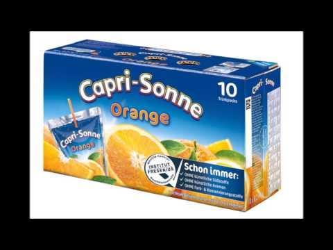Capri Sonne Sangen