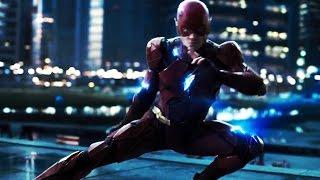 """Justice League - Trailer #2 Sneak Peek """"Flash"""" [HD]"""
