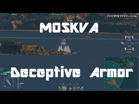 Moskva - Deceptive Armor