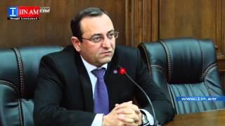 Կապ չունենք կրակոցների հետ. Արծվիկ Մինասյանը՝ Սուրիկ Խաչատրյանի դեմ մահափորձի մասին