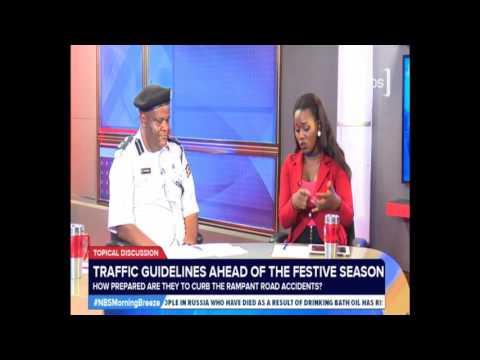 Traffic Guidelines Ahead of the Festive Season