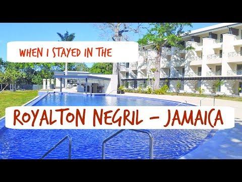 My visit to Royalton - Negril Jamaica