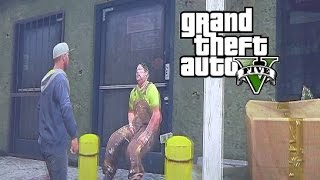 PLAYING GTA 5 WITH MY BROTHER!