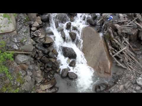 Поездка в Цейское ущелье (подъем на канатке над водой)