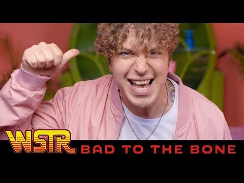 WSTR - Bad To The Bone (Official Music Video)