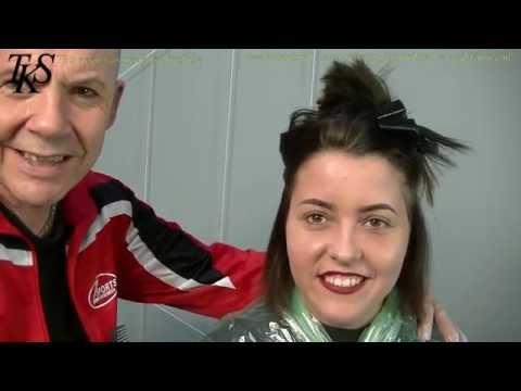 Cut me a BOB with your Clipper! Pricilla's clipper bob haircut by T.K.S.