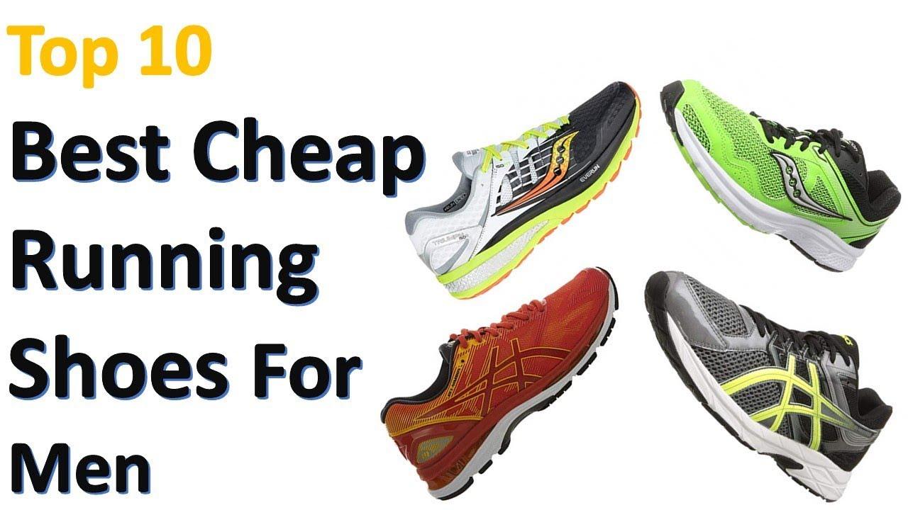 Top 10 Best Cheap Running Shoes For Men || Best Running Shoes 2019 Under 100 Dollars