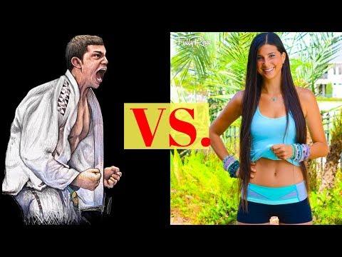 Fully Raw Kristina  (Raw Vegan)🌱 vs. Detox Dude (Meat Eater) 🍖