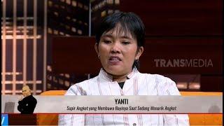 Download Yanti, Sopir Angkot Bawa Bayinya Saat Narik | HITAM PUTIH (19/09/19) Part 1 Mp3