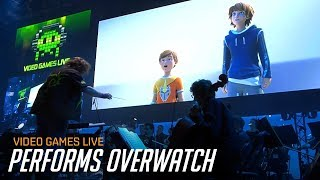 Video Games Live Performs Overwatch | Gamescom 2018
