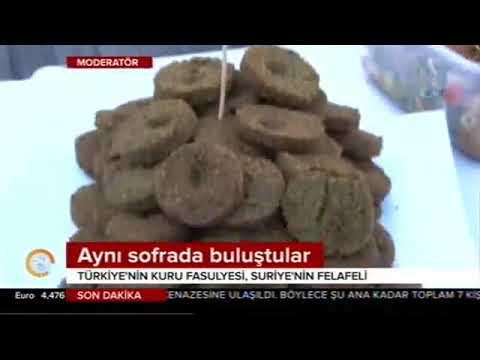 İki Farklı Kültür Gaziosmanpaşa`da Bir Araya Geldi. Kanal 24
