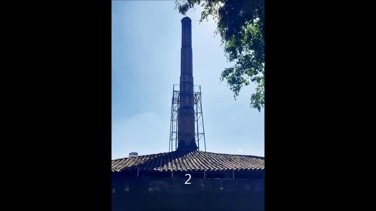 La destrucción de los hornos Hoffman en Itagüi